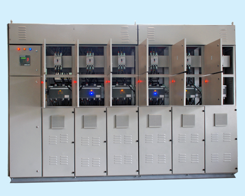 Automatic Real Time Power Factor Controller Panel (LT / Low Voltage)